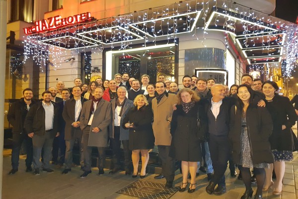 Borealis Maritime Christmas Party